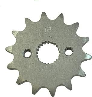 Factory Spec, FS-1642, 14 Tooth Front Steel Sprocket for Honda CR80R, CR85R, XR50R, CRF50F, XR70R & CRF70F