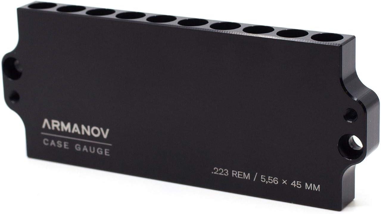 Fixed price for sale Armanov Case Gauge.223 REM 10 Rnd Stackble Sale SALE% OFF
