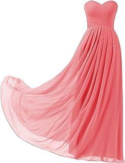Suchergebnis Auf Amazon De Fur Kleid Koralle Damen Bekleidung