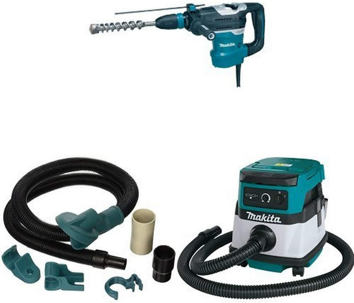 Makita Courier shipping free shipping HR4013C 1-9 shop 16-Inch Advanced Hammer AVT 196571-4 Rotary