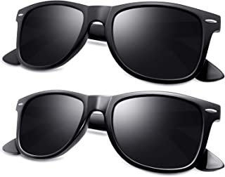 KANASTAL Polarised Sunglasses for Men Women Classic UV400 Protection Sunglasses for Driving Cycling Golf Fishing Running S...