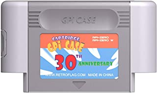 owootecc Retroflag GPi Case Cartridge Caja Cartucho de Estuche para Raspberry pi Zero y Raspberry pi Zero w (la Placa Pi no está incluida)