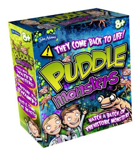 John Adams Puddle Monstres