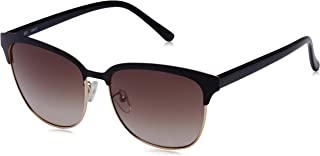 FIORELLIi Women'S Monique Sunglasses, Black Gold