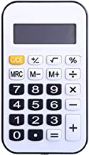 $38 » Z-Color Mini Portable Calculator, 8-Digit Battery Office Calculator with Large LCD Display Big Sensitive Button (Color : B...