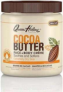 Queen Helene Jar Cream Cocoa Butter 15 Ounce (443ml) (2 Pack)