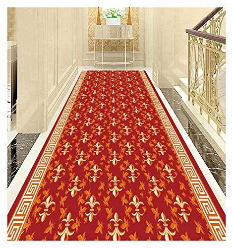ditan XIAWU Anti-Slip Carpet Corridor Can Be Cut Living Room Aisle Stairs. (Color : A, Size : 100x720cm)