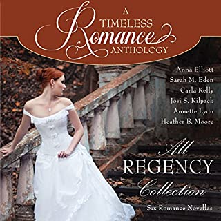 All Regency Collection audiobook cover art