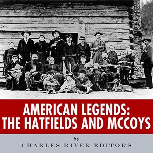 American Legends: The Hatfields and McCoys cover art