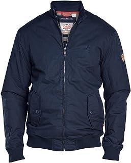 D555 Mens Duke King Size Big Padded Jackets