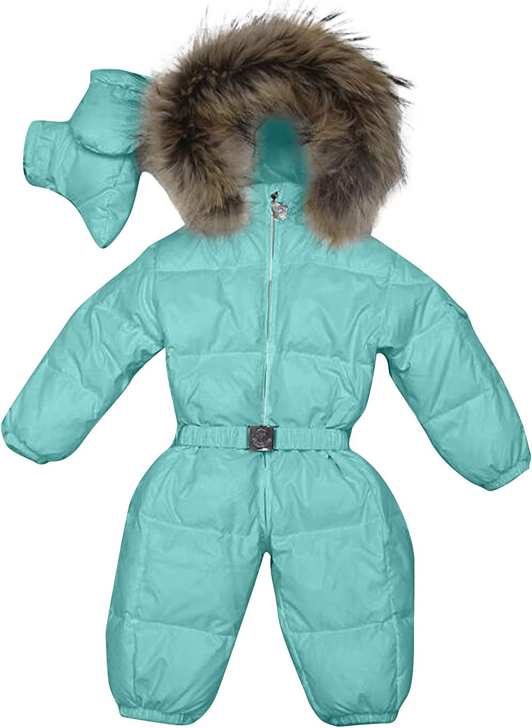 Winter Infant Baby Boy Girl Jumpsuit Romper Charlotte Mall Milwaukee Mall Hooded Jacket Cotton