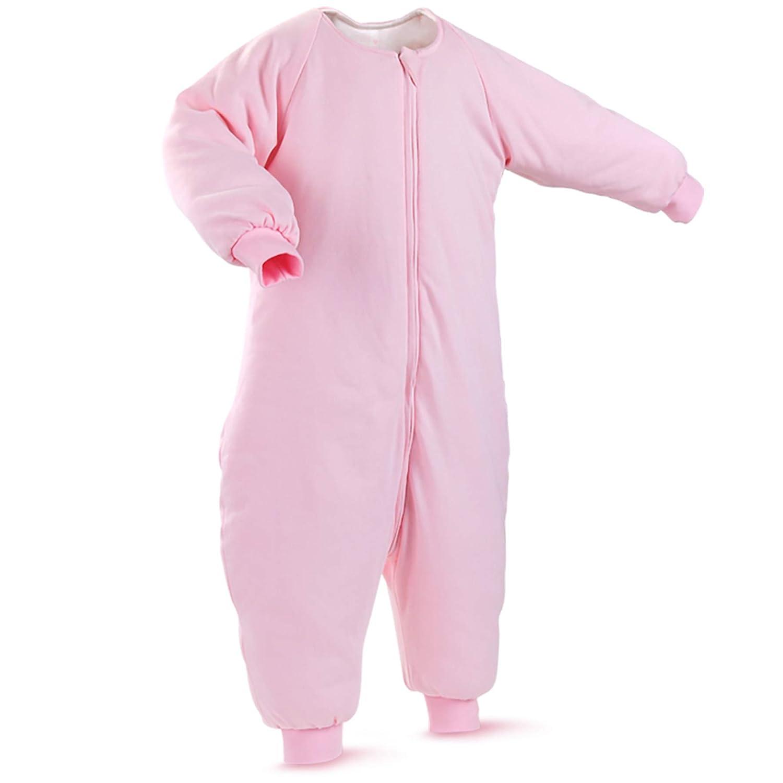 Baby Sleep Bag with Feet Max 87% OFF Blanket Winter Legs Washington Mall Sac Wearable