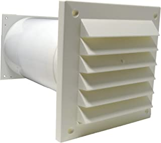 ALDES Pax Norte Accessory - Wall Duct Kit for Pax Norte Fully Automatic Smart Exhaust Fan