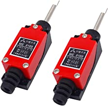 tatoko Cat Whisker Flexible Coil Spring Momentary Limit Switch 1NC+1NO ME-8169 2PCS