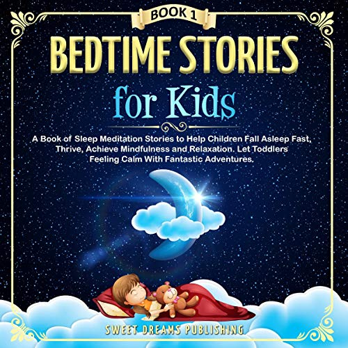 Bedtime Stories for Kids cover art