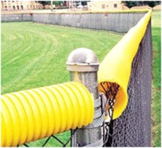 MID-AMERICA SALES 250' Poly-Cap Fence Protector