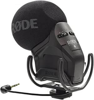 RODE Stereo VideoMic Pro Rycote ステレオ・コンデンサー・マイク SVMPR [並行輸入品]