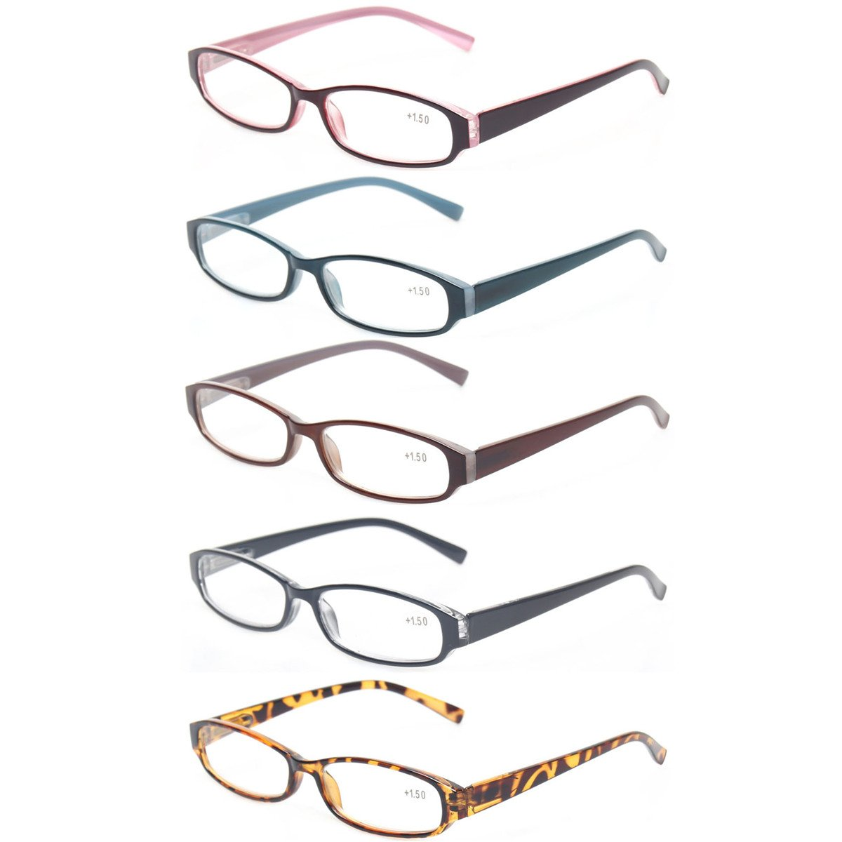 Reading Glasses Multiple Fashion Readers
