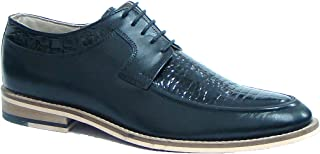 ASM Handmade Black Leather Shoes with Handmade Neolite Sole for Men.