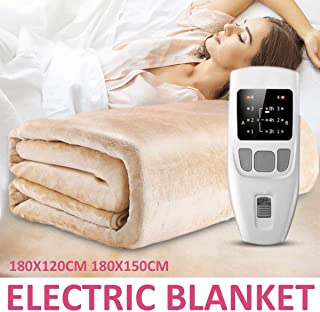 Control - Household Security Electric Blanket Dual Heating Body Warmer Adjustable Controller Bed Heater Pad - Xamping Size Zones Small Hospital Zebra Element Grey Throw Replacement Energy Ex