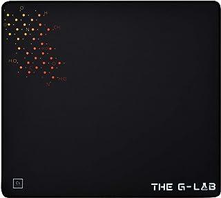 THE G-LAB – PAD CEASIUM – Tappetino per Mouse Gaming Grandi Dimensioni Antiscivolo 450 x 400
