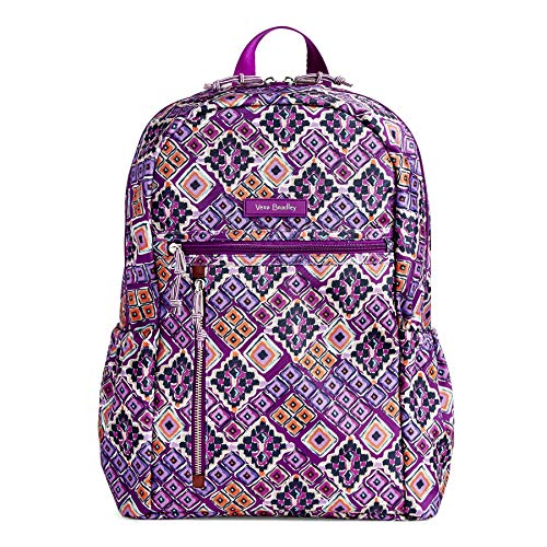 Vera Bradley Lighten Up Study Hall, Dream Diamonds