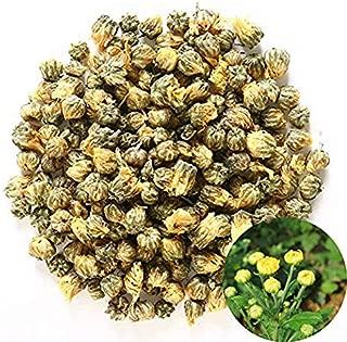 TooGet Traditional Health Herbs, Chrysanthemum Buds, Tai Ju, Organic Premium Golden Fetal Chrysanthemum Flower Floral Dried Herbal Wholesale, Culinary Food Grade - 4 OZ