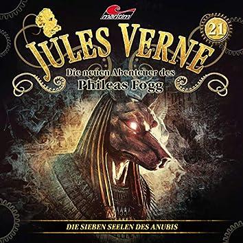 Die neuen Abenteuer des Phileas Fogg, Folge 21: Die sieben Seelen des Anubis