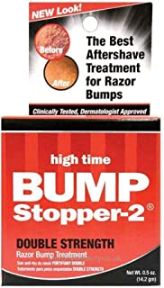 U/S Hi Time Bump Stopper# Size .5oz U/S Hi Time Bump Stopper#2 .5oz