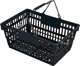 Winholt LSB-1BK Customer Shopping Super Sani-Basket, 13