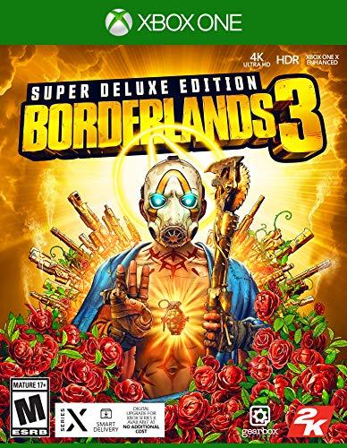 Borderlands 3 Super Deluxe Edition Xbox One