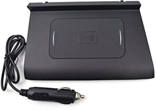HAZYJT Accessoires Chargeur sans Fil Qi De Voiture Charge Rapide Pad De Support De Téléphone Produits Automobiles Compatib...