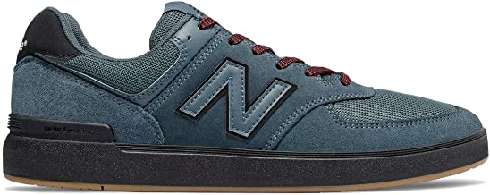 New Balance Men's All Coasts 574 Low Top Sneaker Shoes