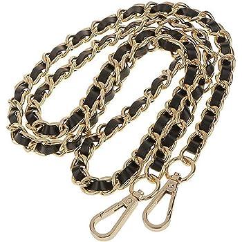 2x Réglable Boucle Crochet pour Sac à main bandoulière chaîne bracelet longueur raccourcir