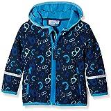 Sterntaler Softshell-Jacke für Kinder, Alter: 6 Jahre, Größe: 116, Marine (Blau)