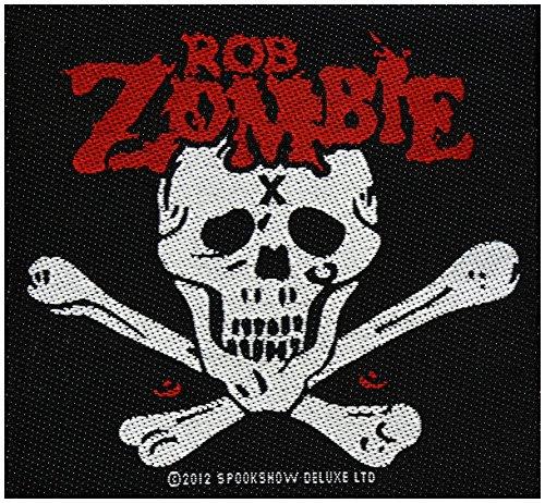 Nirvana Rob Zombie Parche Dead Return Patch 10x 9,5cm Hard Rock Heavy...