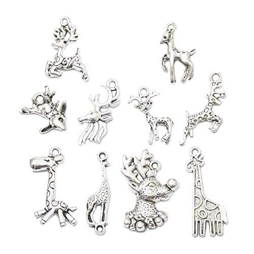 Penguin Charm//Pendant Tibetan Antique Silver 23mm  10 Charms Accessory Jewellery