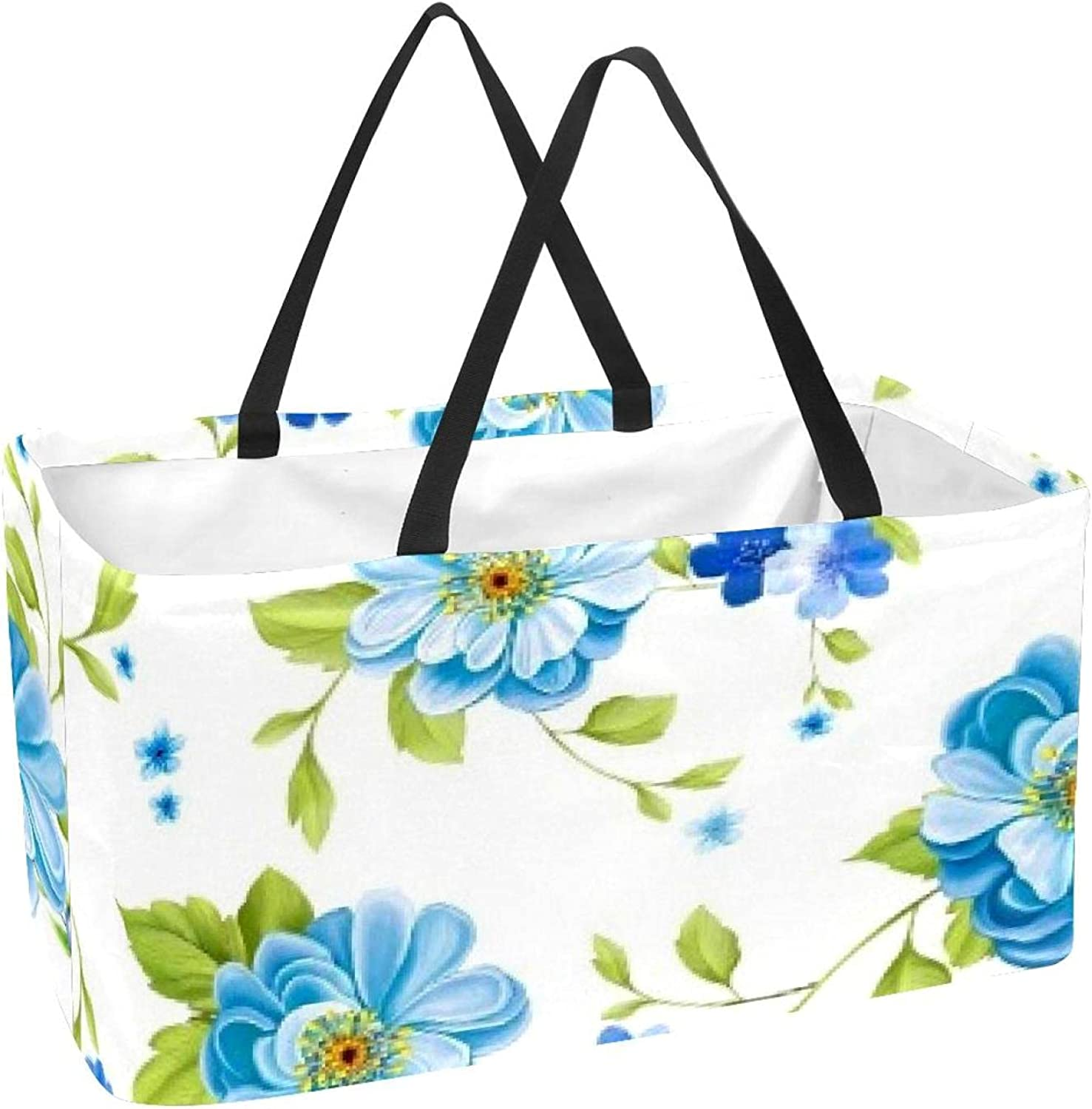 Large Shopping Baskets for Reusable Foldable Al sold out. Groceries Washable Jacksonville Mall