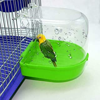 Bath tub for small birds and budgies