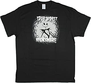 Seven Times Six Nightmare Before Christmas Shirt Men's Your Worst Nightmare T-Shirt