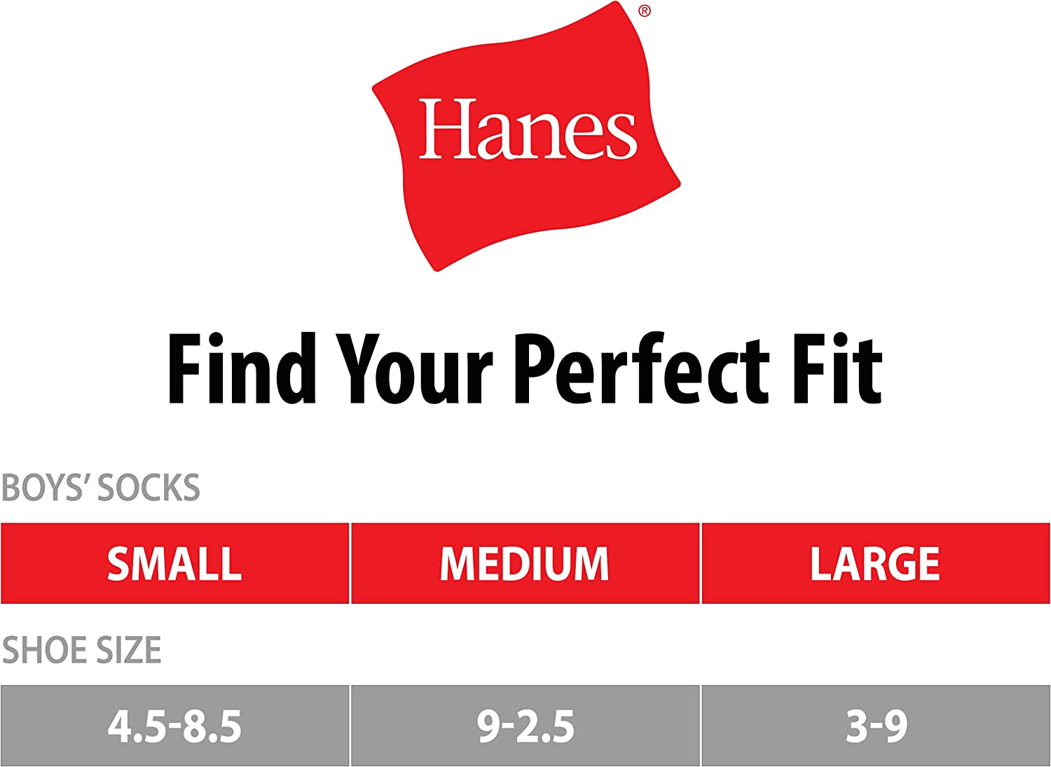 Hanes Boys' 10-Pack Toddler Assorted Colors EZ Sort Matching with Reinforced Heel and Toe Low Cut Socks
