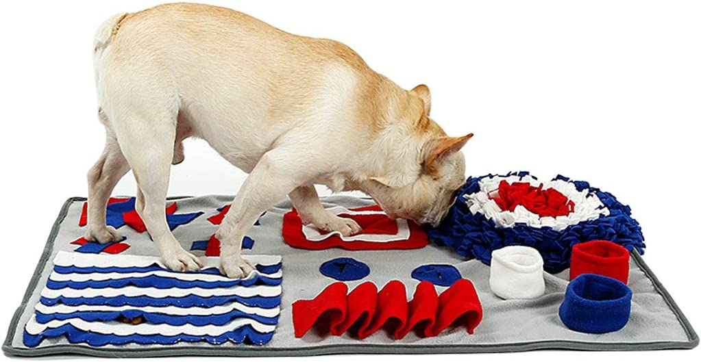 PETCUTE Dog Snuffle Mat Max 86% OFF Sniff Dogs for Rug Odor Super-cheap