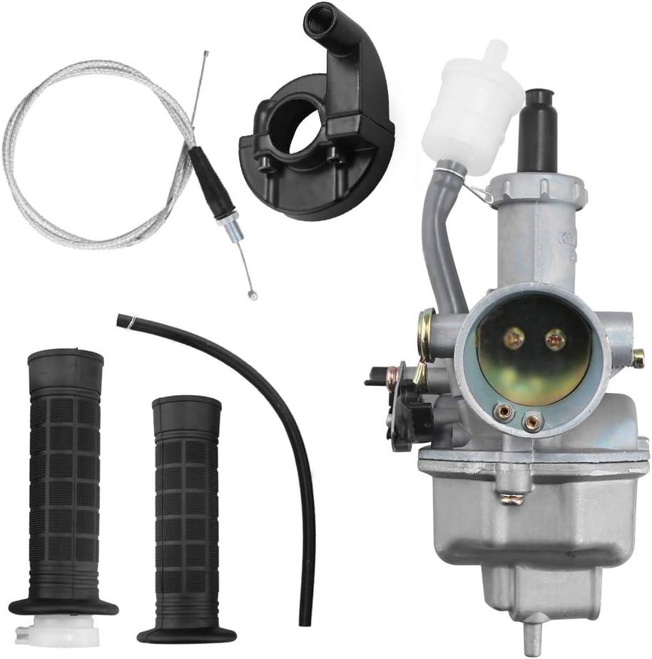 Hoypeyfiy Carburetor Cable for Honda XR100R 100R Direct store 100% quality warranty! XR100 XR 100