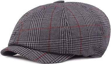 KFEK Men's Beret, European and American Style, Children's Hat, Cotton Cap, Literary Men's Painter Hat
