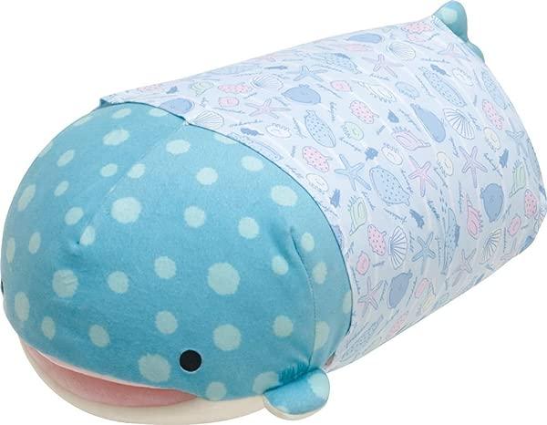 Jinbesan Super Mochi Mochi Hugging Pillow