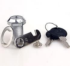 New Universal Safe Cam Cylinder Desk Drawer, File Cabinet, Locks Tool Box