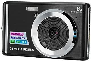 コンパクトデジタルカメラ、家族、友人、学校、学生、休日のためのC4超薄型アンチシェイク顔検出ポータブルズームLCDディスプレイデジタルカメラ