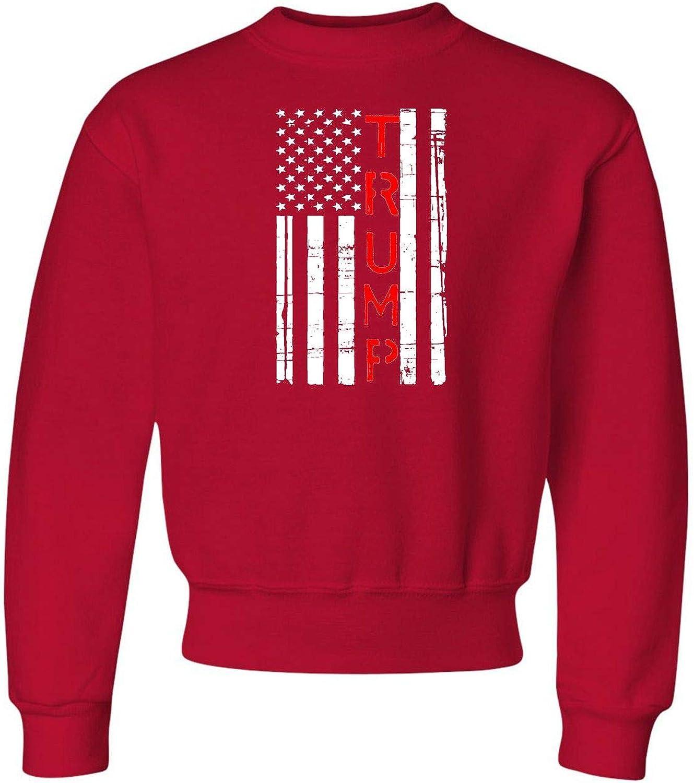 Youth Trump Super sale period limited 2020 Re-Elect Crewneck San Antonio Mall Sweatshirt Donald