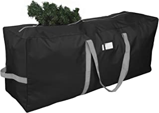 """Primode Christmas Tree Storage Bag   Fits Up to 7.5 Ft. Disassembled Xmas Tree   50"""" x 15"""" x 20"""" Tree Storage Container   ..."""