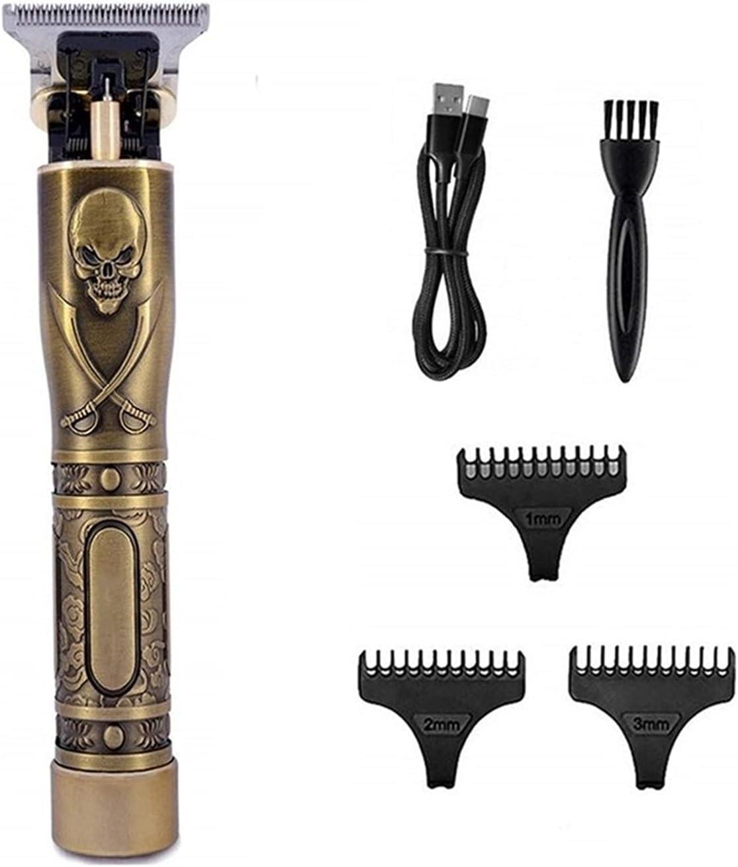 Cash special price SHUYANshiyu Cordless Hair Clipper 0 Automatic Albuquerque Mall Mm T Contour
